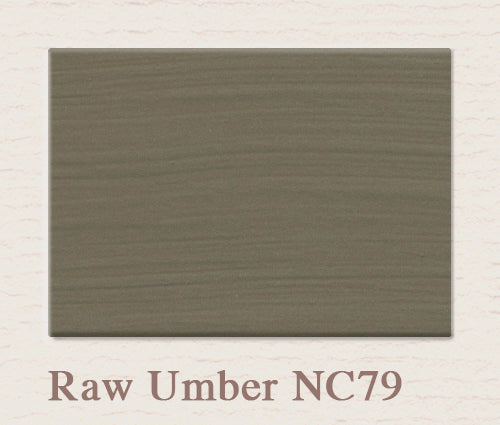 NC79 Raw Umber - Painting the Past - Painting the Past - Farben