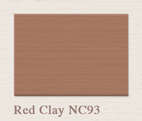 NC93 Red Clay - Painting the Past - Lieblingshaus