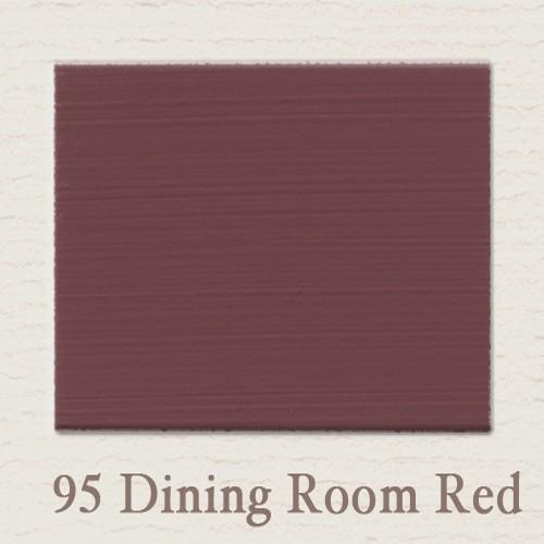 95 Dining Room Red - Painting the Past - Lieblingshaus