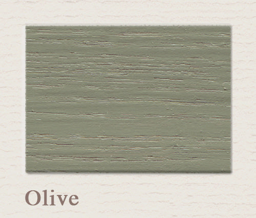 Outdoor-Farbe - Olive 1ltr. - Painting the Past