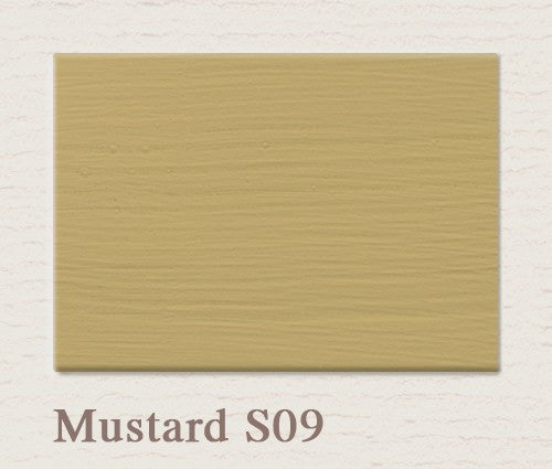 S09 Mustard - Painting the Past - Online Shop
