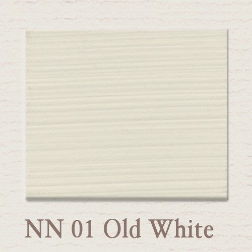 NN 01 Old White - Painting the Past - Online Shop