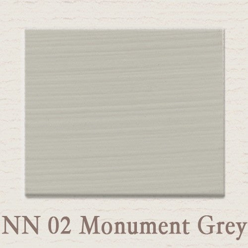 NN 02 Monument Grey - Painting the Past - Painting the Past - Farben