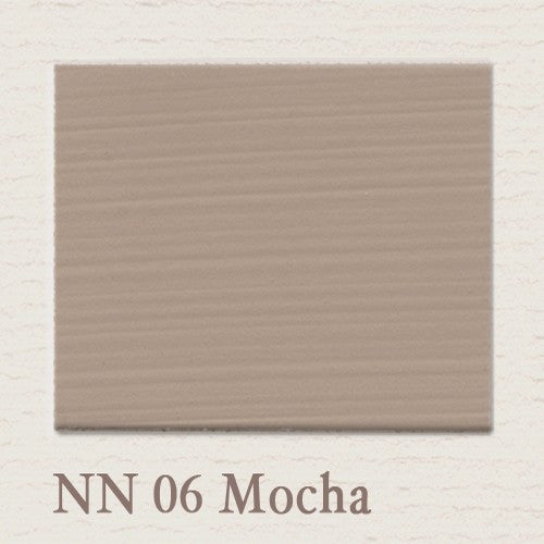 NN 06 Mocha - Painting the Past - Online Shop