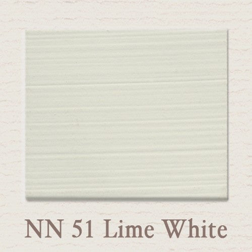 NN 51 Lime White - Painting the Past - Painting the Past - Farben