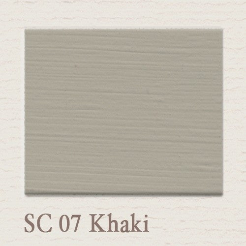 SC 07 Khaki - Painting the Past - Lieblingshaus