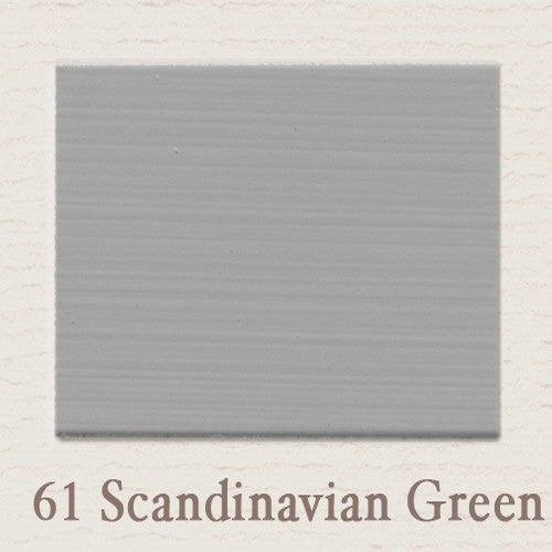 61 Scandinavian Green - Painting the Past - Painting the Past - Farben