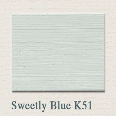 Sweetly Blue K51 - Painting the Past - Painting the Past - Farben