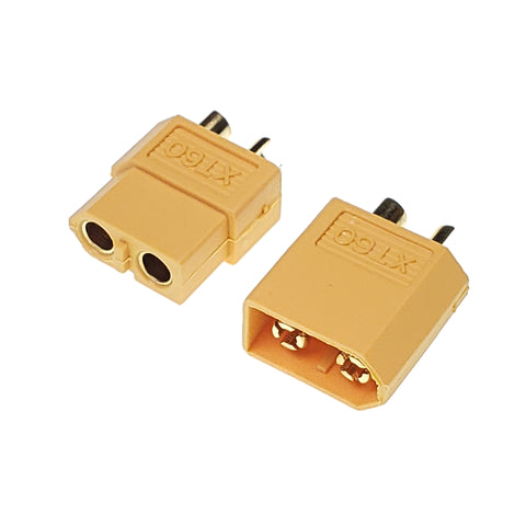 XT60 Connectors - Male / Female Pair