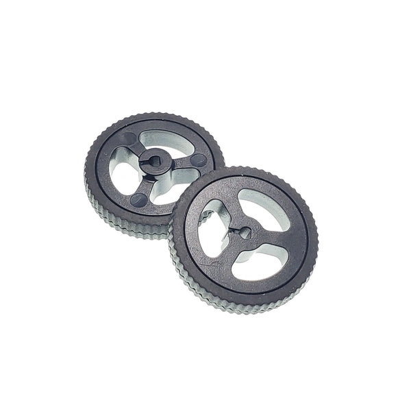 33.5mm x 6.5mm Wheel (PAIR)