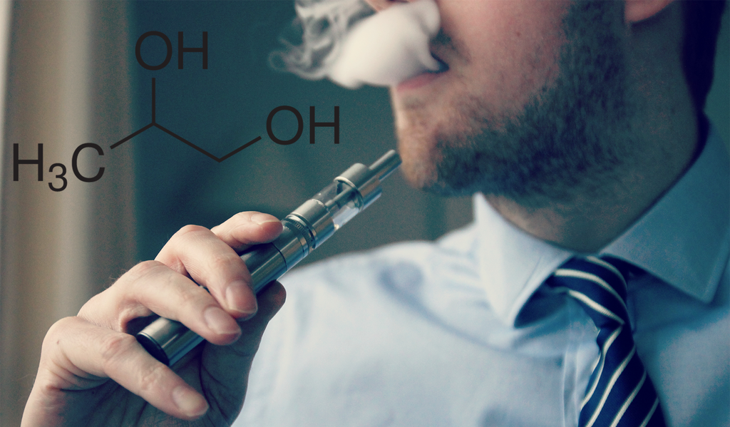 What is PG and is it Safe to Vape?