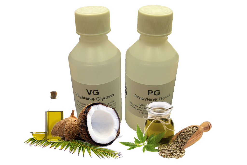 MCT vs Hemp Oil vs VG/PG – What do they do?