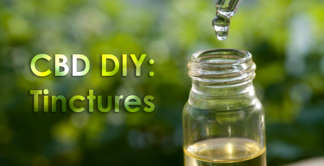 CBD DIY: Using Isolate to Make Your Own Tinctures