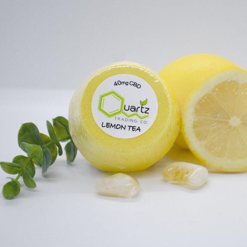 Lemon Tea Bath Bomb
