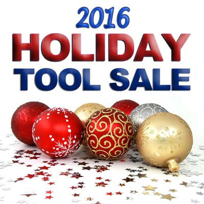 2016 Holiday Tool Sale