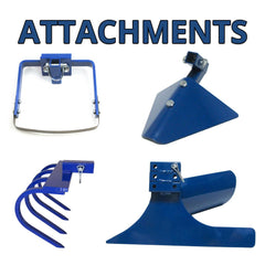 Wheel Hoe Attachments