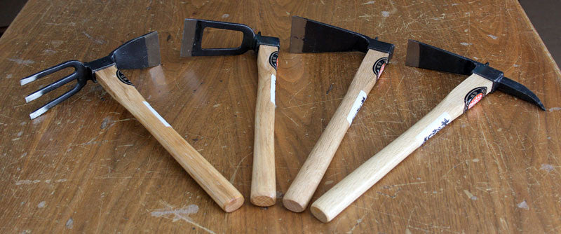 Garden Hoes, Picks, Cultivators And Other Hand Tools