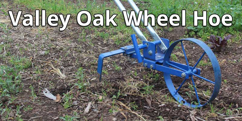 Valley Oak Wheel Hoe