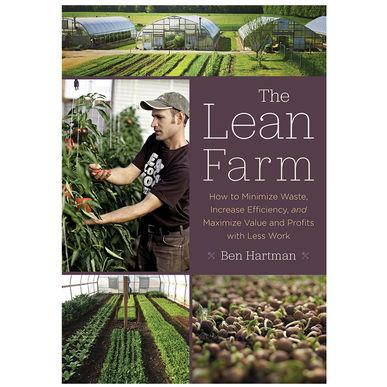 The Lean Farm (Paperback) by Ben Hartman