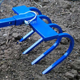 4 Tine Cultivator Attachment for the Valley Oak Wheel Hoe