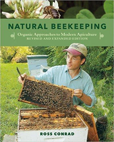 Natural Beekeeping (Paperback) by Ross Conrad