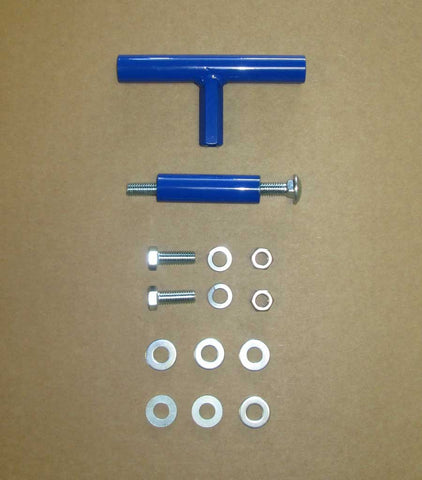 T Handle Height Adjuster Upgrade Kit for the Valley Oak Wheel Hoe