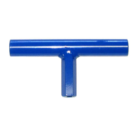 T Handle Height Adjuster for the Valley Oak Wheel Hoe