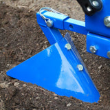 Furrower Attachment for the Valley Oak Tools Wheel Hoe