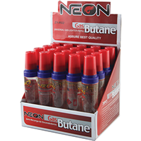NEON Butane Gas Wholesale
