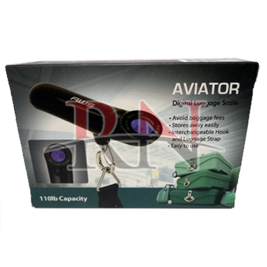 AWS Aviator Digital Luggage Scale Wholesale