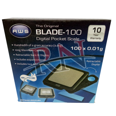 AWS Blade 100 Digital Pocket Scale Wholesale