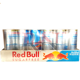 Wholesale Red Bull Energy Drink Sugar Free 8.4OZ 24PK