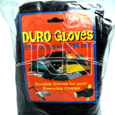 Duro Gloves Wholesale Brown Jersey