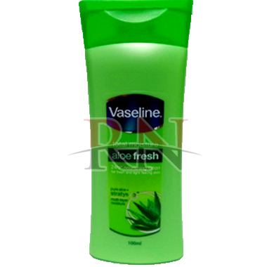 Vaseline Total Moisture Aloe Fresh 100ml Wholesale
