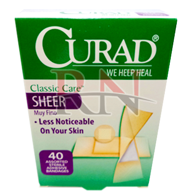 Curad Classic Care Assorted Bandages Wholesale