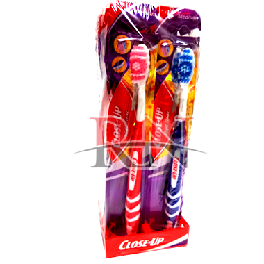 Close Up Toothbrush 12PK Wholesale Bulk