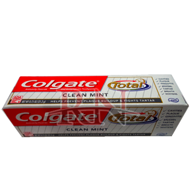 Colgate Total Toothpaste 0.75oz Wholesale