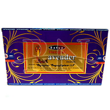 Wholesale Satya Incense Lavender