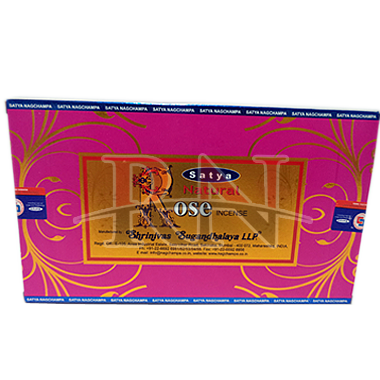 Satya Rose Incense Wholesale