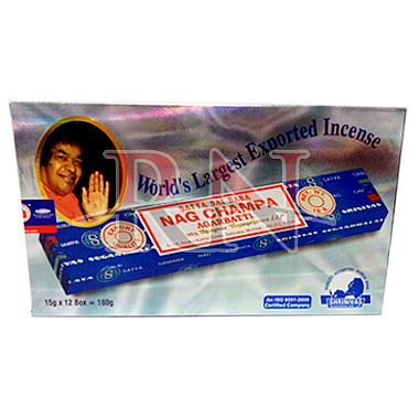 Satya Sai Baba Nag Champa Incense Wholesale
