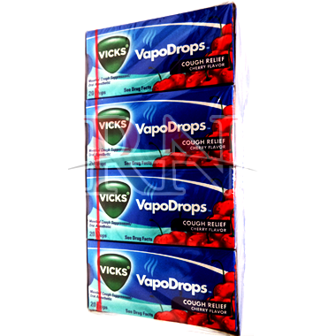 Vicks Vapodrops Wholesale