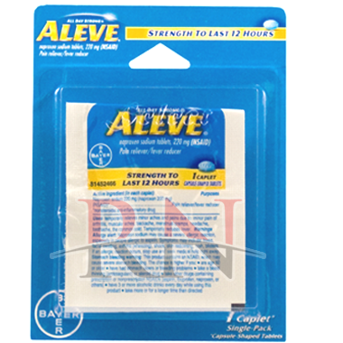 Wholesale Aleve Blister Pack