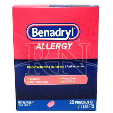 Benadryl Allergy Dispenser Wholesale