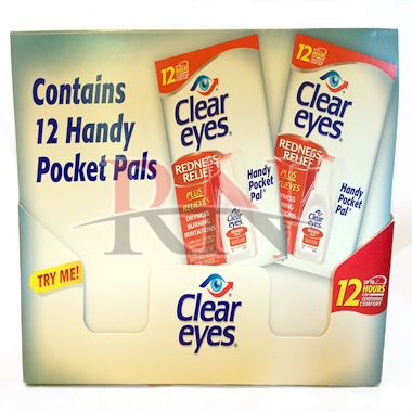 Clear Eyes 12PK Wholesale