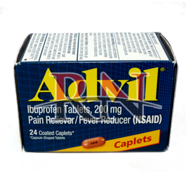 Advil Caplets 24CT Wholesale