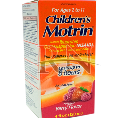 Children's Motrin Wholesale