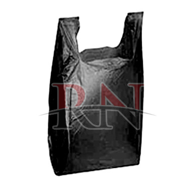 Black Plastic Bags Wholesale
