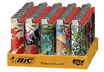 BIC | TATTOO - 50PC
