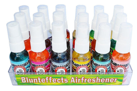 BLUNTEFFECTS | AIR FRESHENER BOTTLE ASSORT. 1OZ - 18PC