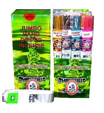 BLUNTEFFECTS | JUMBO INCENSE 30CT - 24PC